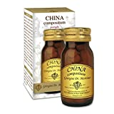 Dr. Giorgini Integratore Alimentare, China Compositum Pastiglie - 40 g