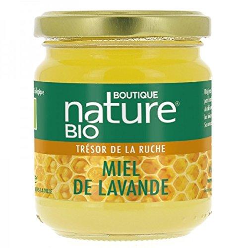Miel de lavande de provence bio - 250 g