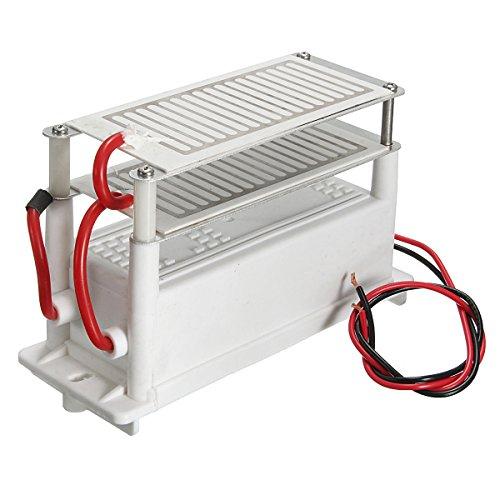 Generateur d'ozone en céramique pour Voiture 12 V 10 g 24
