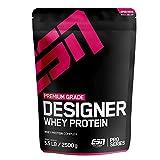 ESN Designer Whey Protein Pro Series, Vanilla, 2,5kg Beutel