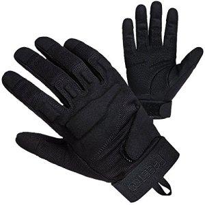 FREETOO Taktische Handschuhe Motorrad Handschuhe Herren Vollfinger Handschuhe mit gepolstertem Rückenseite geeignet für Airsoft Militär Paintball Motorrad Fahrrad und andere Outdoor Aktivitäten 4