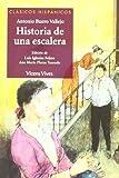 Historia De Una Escalera (Clásicos Hispánicos) - 9788468201139
