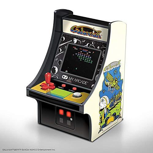My Arcade - CONSOLOA MICRP Player Retro GALAXIAN