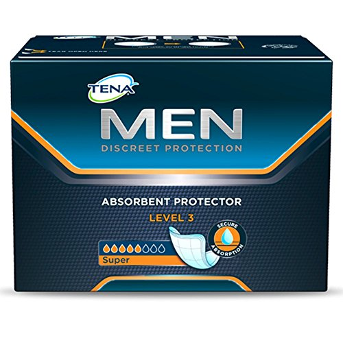 TENA MEN Incontinenza livello 3 - 96 pz (6 pacchi da 16)