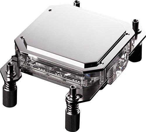 Phanteks Waterblock CPU pour LED RVB Base en cuivre nickelé Acrylique Coque Chrome-Ph-c350a Cr01 24