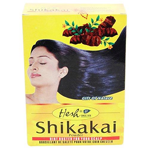 Hesh Shikakai Shampo Vegetale Antiforfora Ecobio Rinforzante Anticaduta