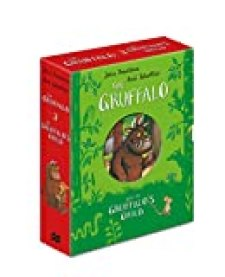 The Gruffalo book box set on Amazon