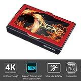 AVerMedia Live Gamer EXTREME 2 (LGX2) - Pass-Through 4K60, Boîtier de Capture Vidéo USB 3.1 avec Très Faible Latence pour Enregistrer et Streamer vos Gameplays en Full HD 1080p60 (GC551)
