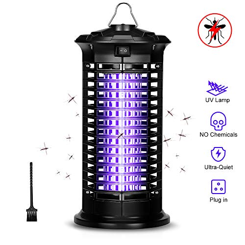 La'prado Light, Mosca UV insetticida Lampada per zanzare, luci elettriche per Il Giardino di casa...