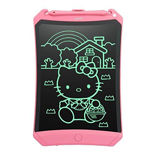 NEWYES Tablet di Scrittura LCD Robot, 8,5 Pollici (Lunghezza), Vari Colori(Rosa)