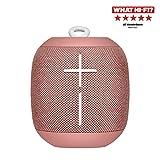 Ultimate Ears Wonderboom 1 Bluetooth Lautsprecher (wasserdichter 360°-Sound) - pfirsich