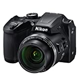 """Nikon COOLPIX B500 Bridge camera 16MP 1/2.3"""" CMOS 4608 x 3456pixels Black - Digital Cameras (16 MP, 4608 x 3456 pixels, 1/2.3"""", CMOS, 40x, Black)"""