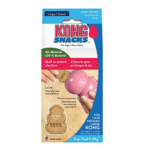 Kong Snacks Puppy Large - 300 gr