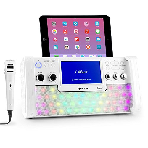 DiscoFever LED Set de karaoke
