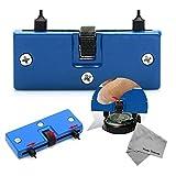 MMOBIEL Strumento per apertura posteriore orologio con chiave per rimozione viti per sostituzione batteria e riparazione orologio