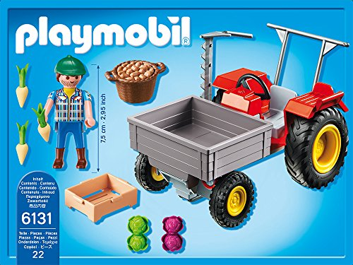 PLAYMOBIL 6131 – Ladetraktor - 3