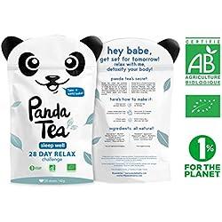 Panda Tea - Sleep Well - 28 sachets coton