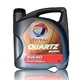 Total Quartz Energy 9000 5W-40-Olio per motore