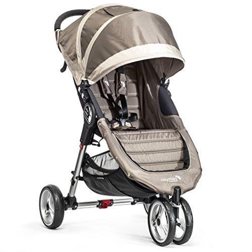 Baby Jogger City Mini 3 Passeggino, Beige(Sand/Stone)