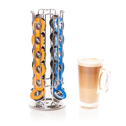 Home Treats porta capsule di caffè per cialde capsule Lavazza può contenere 24