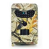 Cámara de caza HD Wildlife impermeable cámara gran angular Mini juego cámara Trail para naturaleza al aire libre, jardín, hogar seguridad vigilancia