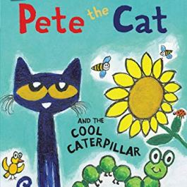 Pete the Cat and the Cool Caterpillar (I Can Read Level 1)