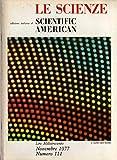 Le Scienze edizione italiana di Scientific American 111 novembre 1977