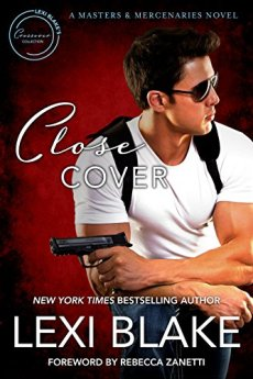 Close Cover: A Masters and Mercenaries Novel (Lexi Blake Crossover Collection Book 1) by [Blake, Lexi]