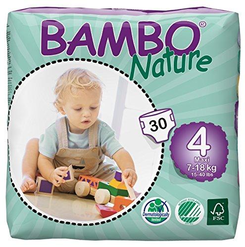 Bambo Nature - Pannolini ecologici, 7-18 kg