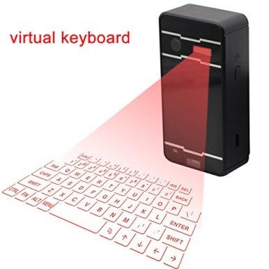 Bluetooth-Cube-Virtuelle-Laser-Projektion-kabellose-Tastatur-fr-Handy-PC-Laptop-Tablet