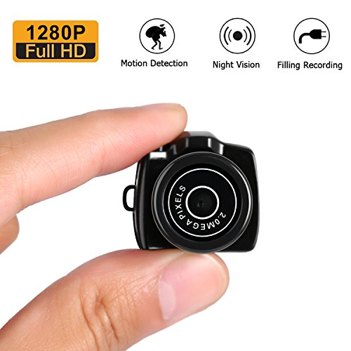 camera de surveillance mini leshp mini webcam cam scope. Black Bedroom Furniture Sets. Home Design Ideas