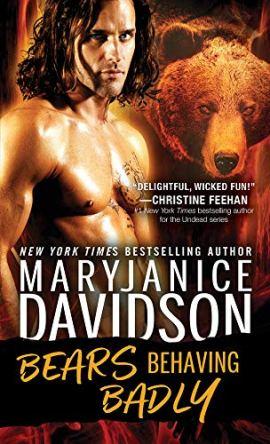 Bears Behaving Badly (BeWere My Heart Book 1) by [Davidson, MaryJanice]