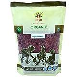 Arya Farm Certified Organic Without Chemicals Pesticides Finger Millet ( Sabut Nachni ), 2kgs ( Whole Ragi Seeds / Siridhanya )