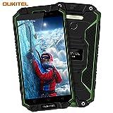 Oukitel K10000 Max 5.5 Pouces Téléphone Android 7.0 IP68 Smartphone...