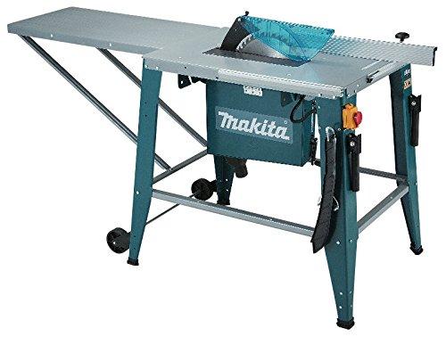 Makita 2000 Sierra de Mesa 2000 W, 240 V, Negro/Azul 315mm
