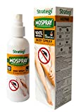 Herbal Strategi Mosquito Repellent Body Spray - 100ml