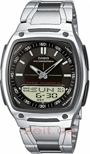 Casio Collection Herren-Armbanduhr AW-81D-1AVES