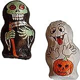 Milchschokolade Neuheit Mini Halloween Geister (10 Lieferung)