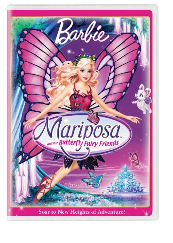 Barbie Mariposa [Reino Unido] [DVD]