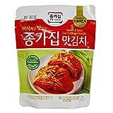 Chongga Cut Cabbage Kimchi (Mat Kimchi) 200g