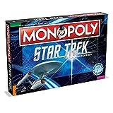 Hasbro Star Trek Monopoly Continuum Edition Family Board Game (Versione Inglese)