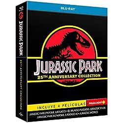 Pack: Parque Jurásico 1-4 - Edición Especial Limitada 25 Aniversario [Blu-ray]