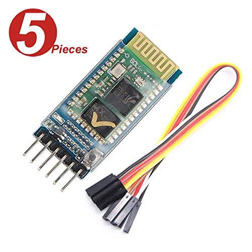 Especificaciones del producto:1. Las dimensiones de PCB: 37.3mm (longitud) * 15.5mm (W)2. Peso: 3.5 g3. Voltaje de entrada: 3.6V - 6V, 7V prohíbe durante4. Poder anti-reverso, el módulo inverso no funciona5. Los cables a 6 pines: ES/VCC/GND/R...