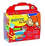 Giotto be-bè- Be Pintura a Dedos, (Fila 467200)