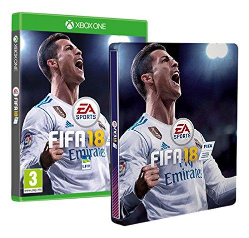 FIFA 18 + Steelbook - Xbox One