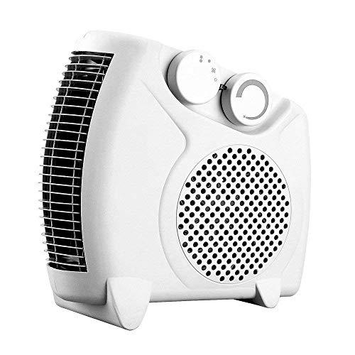 GT Gloptook Fan Heater Heat Blow Silent Fan Room Heater