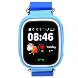 Reloj Inteligente para Niños con GPS, Reloj Inteligente para Niños con Rastreador GPS y Soporte...