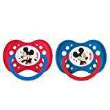 dodie Sucette Anatomique Duo Mickey A65 18+ Mois