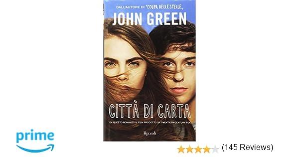 Amazonit Città Di Carta John Green S Di Mella Libri