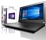 Lenovo (15,6 Zoll) Notebook (Intel Pentium N4200 Quad Core 4x2.50 GHz, 8GB RAM, 750GB S-ATA HDD, Intel HD Graphic, HDMI, Webcam, Bluetooth, USB 3.0, WLAN, Windows 10 Professional 64 Bit) #5334